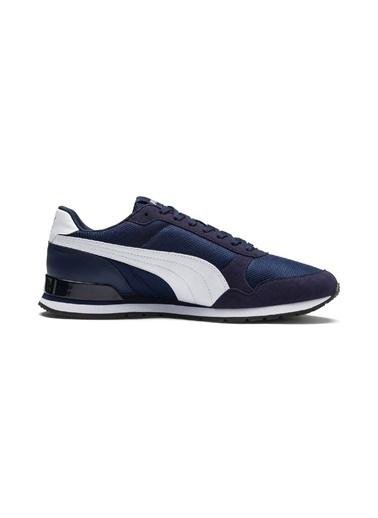 Puma Ayakkabı St Runner V2 Mesh 36681103 Lacivert